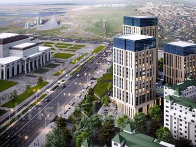 2-комнатная квартира, 82 м², Туран 22 за ~ 41.7 млн 〒 в Нур-Султане (Астана), Есиль р-н — фото 6
