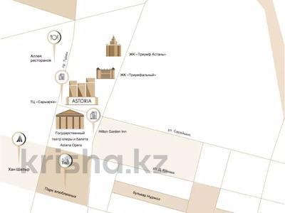 2-комнатная квартира, 82 м², Туран 22 за ~ 41.7 млн 〒 в Нур-Султане (Астана), Есиль р-н — фото 32