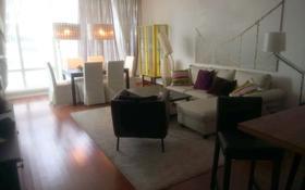 3-комнатная квартира, 124 м² помесячно, Аль-Фараби 77/3 за 1.2 млн 〒 в Алматы, Бостандыкский р-н