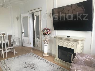 4-комнатная квартира, 105 м², 4/5 этаж помесячно, Бухар Жирау 38а за 350 000 〒 в Караганде, Казыбек би р-н — фото 2