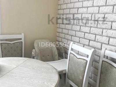 4-комнатная квартира, 105 м², 4/5 этаж помесячно, Бухар Жирау 38а за 350 000 〒 в Караганде, Казыбек би р-н — фото 13