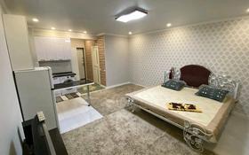 1-комнатная квартира, 36 м², 3/15 этаж посуточно, Толе би 185А — Ауэзова за 10 000 〒 в Алматы, Алмалинский р-н