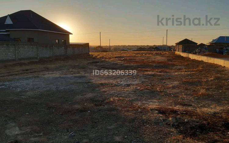 Участок 8 га, мкр Асар-2 за 8.5 млн 〒 в Шымкенте, Каратауский р-н