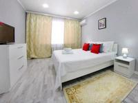 1-комнатная квартира, 47 м², 25/36 этаж посуточно, Достык 5 за 12 000 〒 в Нур-Султане (Астане), Есильский р-н