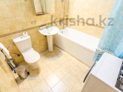 3-комнатная квартира, 110 м², 16/18 этаж посуточно, Навои 208 — Торайгырова за 20 000 〒 в Алматы — фото 19