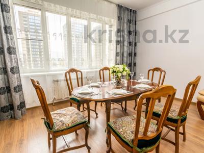 3-комнатная квартира, 110 м², 16/18 этаж посуточно, Навои 208 — Торайгырова за 20 000 〒 в Алматы — фото 5