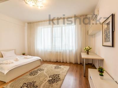 3-комнатная квартира, 110 м², 16/18 этаж посуточно, Навои 208 — Торайгырова за 20 000 〒 в Алматы — фото 2