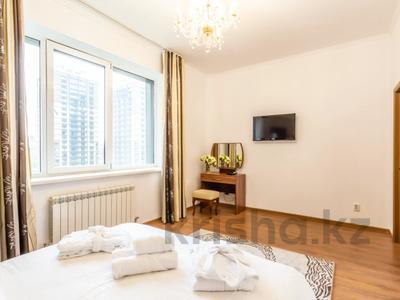 3-комнатная квартира, 110 м², 16/18 этаж посуточно, Навои 208 — Торайгырова за 20 000 〒 в Алматы — фото 9