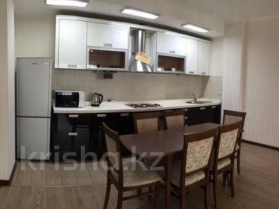 4-комнатная квартира, 180 м², 30/32 этаж посуточно, Достык 5/1 — Сауран за 25 500 〒 в Нур-Султане (Астана), Есиль р-н
