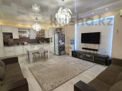 4-комнатная квартира, 130 м², 2/14 этаж, Навои 72 — Токтабаева за 70 млн 〒 в Алматы, Ауэзовский р-н