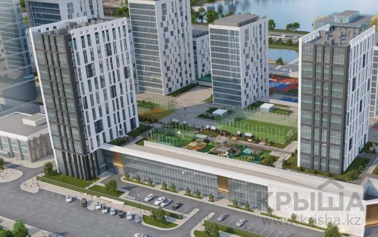 2-комнатная квартира, 73.06 м², 13/18 этаж, Е-10 17л за ~ 29 млн 〒 в Нур-Султане (Астана), Есиль р-н