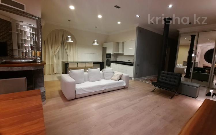3-комнатная квартира, 160 м², 5/5 этаж, Омаровой за ~ 125 млн 〒 в Алматы, Медеуский р-н