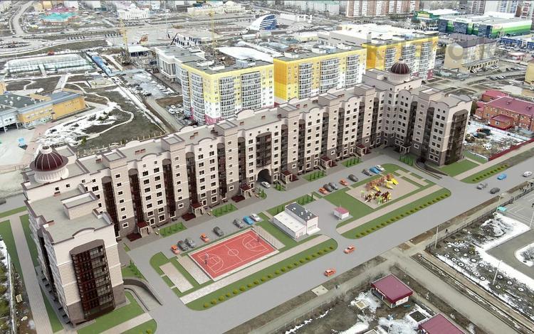 2-комнатная квартира, 89.59 м², мкр Кадыра Мырза-Али, 5 мкрн 16 за ~ 22.4 млн 〒 в Уральске, мкр Кадыра Мырза-Али