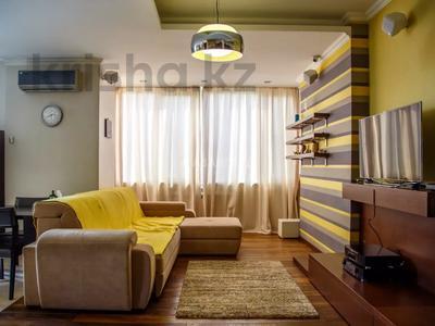 4-комнатная квартира, 125.8 м², 12/21 этаж, Сатпаева 30а — Весновка за 80 млн 〒 в Алматы