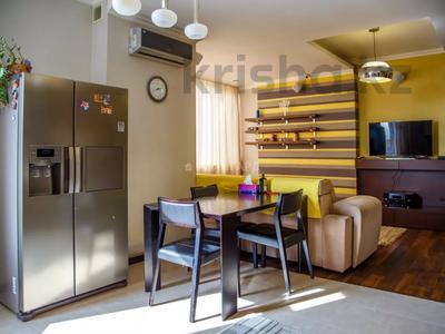 4-комнатная квартира, 125.8 м², 12/21 этаж, Сатпаева 30а — Весновка за 80 млн 〒 в Алматы — фото 2
