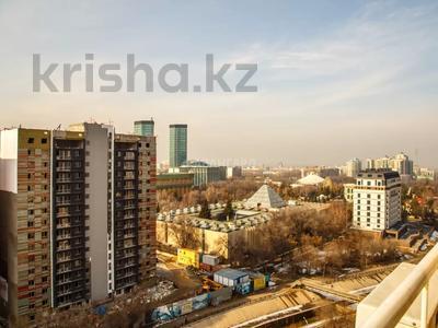 4-комнатная квартира, 125.8 м², 12/21 этаж, Сатпаева 30а — Весновка за 80 млн 〒 в Алматы — фото 24
