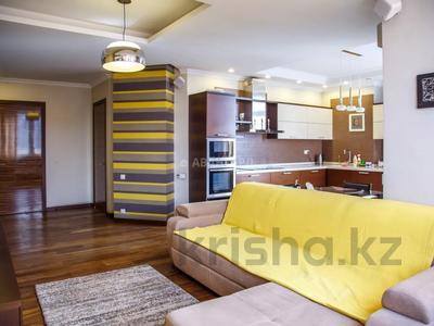4-комнатная квартира, 125.8 м², 12/21 этаж, Сатпаева 30а — Весновка за 80 млн 〒 в Алматы — фото 26
