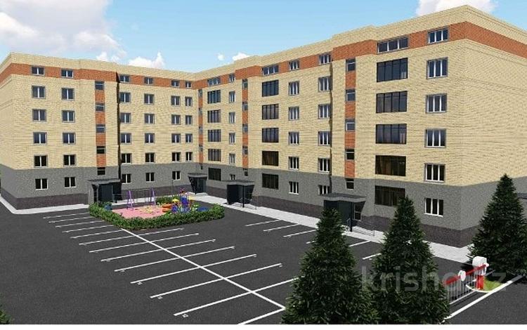 3-комнатная квартира, 105.5 м², Батыс за ~ 13.7 млн 〒 в Актобе, мкр. Батыс-2