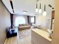 3-комнатная квартира, 105 м², 15 этаж посуточно, Навои 208 за 18 000 〒 в Алматы, Бостандыкский р-н