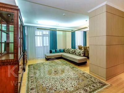 2-комнатная квартира, 107.4 м², 5 этаж поквартально, Байтурсынова 1 за 280 000 〒 в Нур-Султане (Астана), Алматинский р-н
