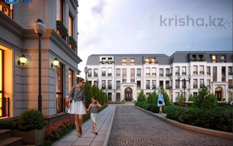 4-комнатная квартира, 197.78 м², мкр. Дарын уч. 55 за ~ 141.8 млн 〒 в Алматы, Бостандыкский р-н
