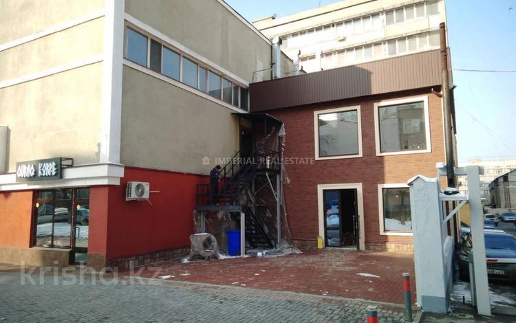 Помещение площадью 260 м², Айтеке би 63 — Панфилова за 1.5 млн 〒 в Алматы, Алмалинский р-н