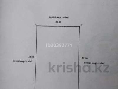 Дача с участком в 6 сот., Самал 215 за 1 млн 〒 в Есик