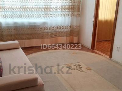3-комнатная квартира, 50 м², 5/5 этаж помесячно, улица Есет Батыра 109 за 70 000 〒 в Актобе