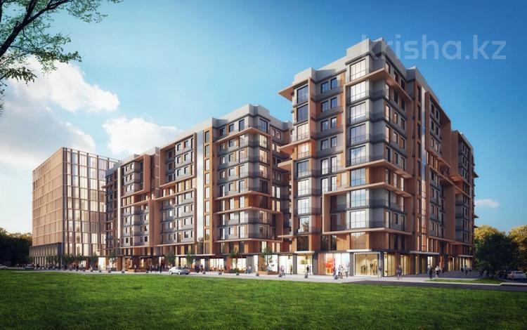 3-комнатная квартира, 77.9 м², 3/10 этаж, Сатпаева за ~ 42.1 млн 〒 в Алматы, Бостандыкский р-н