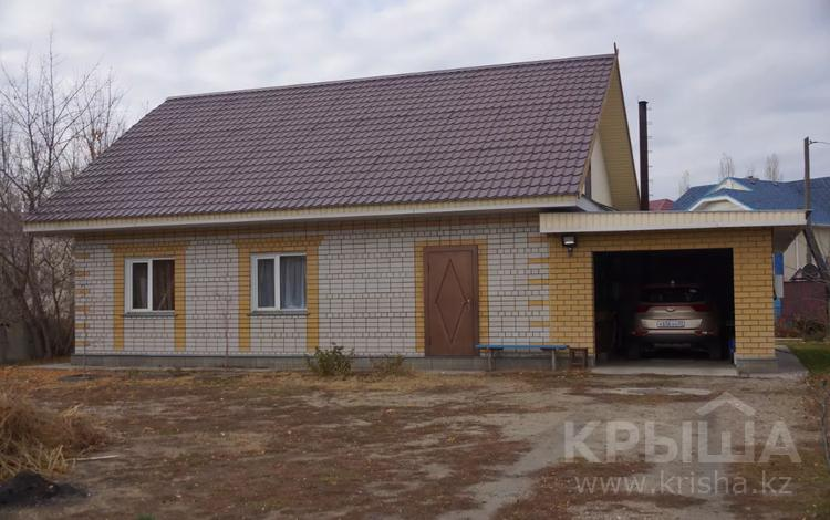 5-комнатный дом, 130 м², 10 сот., Тихорецкая 13а — Каржаубайулы за 25 млн 〒 в Семее