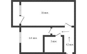 1-комнатная квартира, 30.8 м², 4/6 этаж, Станционная 72/2 за 7.3 млн 〒 в Костанае