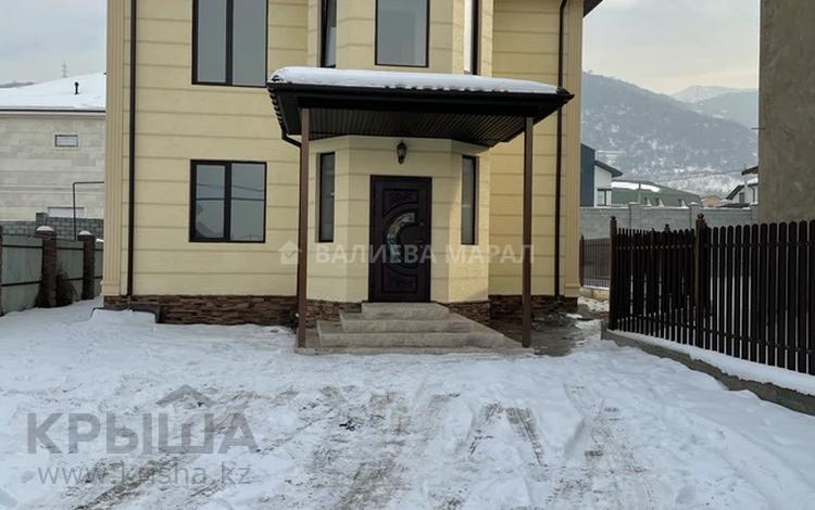 7-комнатный дом, 189.9 м², 5 сот., мкр Алатау — Жулдыз за 110 млн 〒 в Алматы, Бостандыкский р-н