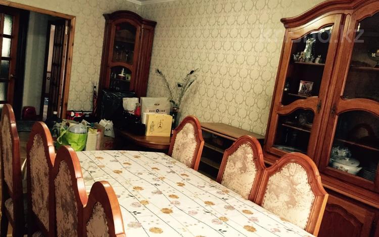 4-комнатная квартира, 107 м², 4/5 этаж, Достык — Омарова за 65 млн 〒 в Алматы, Медеуский р-н