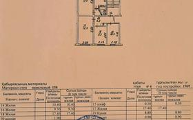 4-комнатная квартира, 72.9 м², 4/4 этаж, мкр №10, №10 мкр 23а за 27 млн 〒 в Алматы, Ауэзовский р-н
