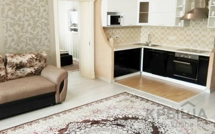 2-комнатная квартира, 55 м², 7/21 этаж, Толе Би — Варламова за 23 млн 〒 в Алматы, Алмалинский р-н