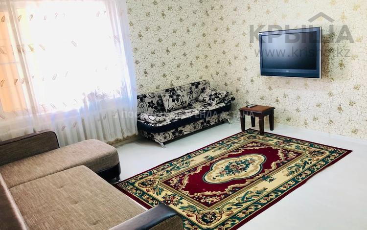 1-комнатная квартира, 50 м², 5/12 этаж посуточно, Сауран 3/1 за 7 000 〒 в Нур-Султане (Астана), Есиль р-н