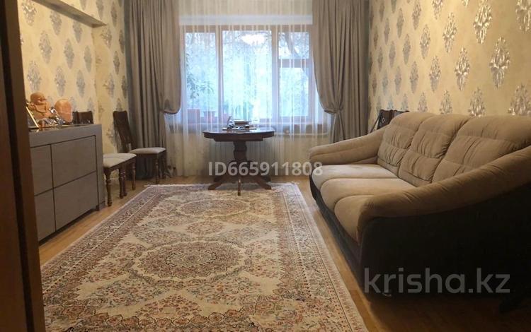 3-комнатная квартира, 84.8 м², 1/5 этаж, Клочкова — Курмангазы за 45 млн 〒 в Алматы, Алмалинский р-н
