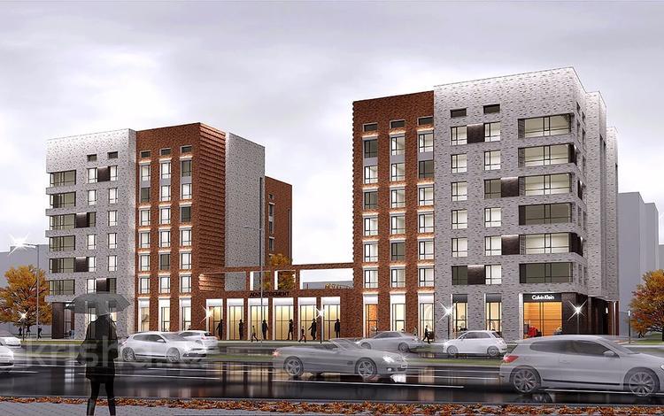 3-комнатная квартира, 109.41 м², 22-4 за ~ 32.5 млн 〒 в Нур-Султане (Астана), Есиль р-н