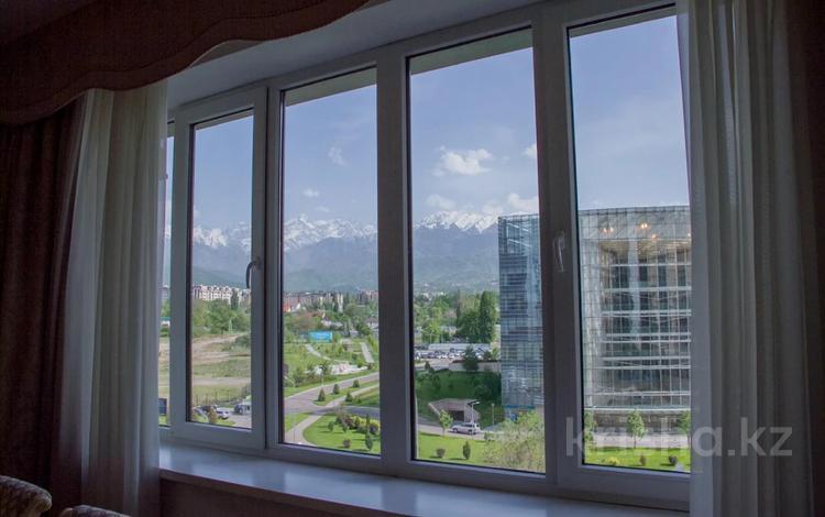4-комнатная квартира, 156 м², 7/21 этаж, Аль-Фараби за 130 млн 〒 в Алматы, Бостандыкский р-н
