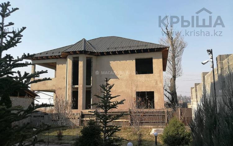 7-комнатный дом, 450 м², 7 сот., мкр Думан-1, Мкр Думан-2 — Бесагаш за ~ 39 млн 〒 в Алматы, Медеуский р-н
