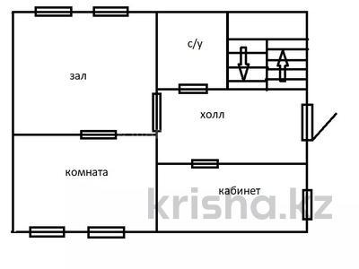7-комнатный дом, 400 м², 10 сот., мкр Калкаман-2, Байкена Ашимова (мкр.Калкаман-2) (Ауэзова) — Шаляпина за 65.5 млн 〒 в Алматы, Наурызбайский р-н — фото 16