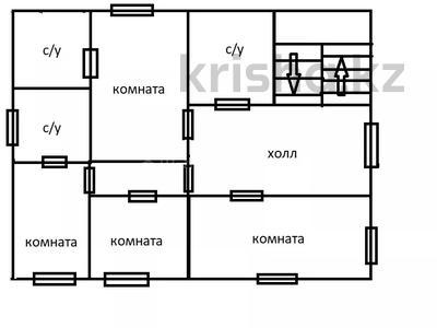7-комнатный дом, 400 м², 10 сот., мкр Калкаман-2, Байкена Ашимова (мкр.Калкаман-2) (Ауэзова) — Шаляпина за 65.5 млн 〒 в Алматы, Наурызбайский р-н — фото 17