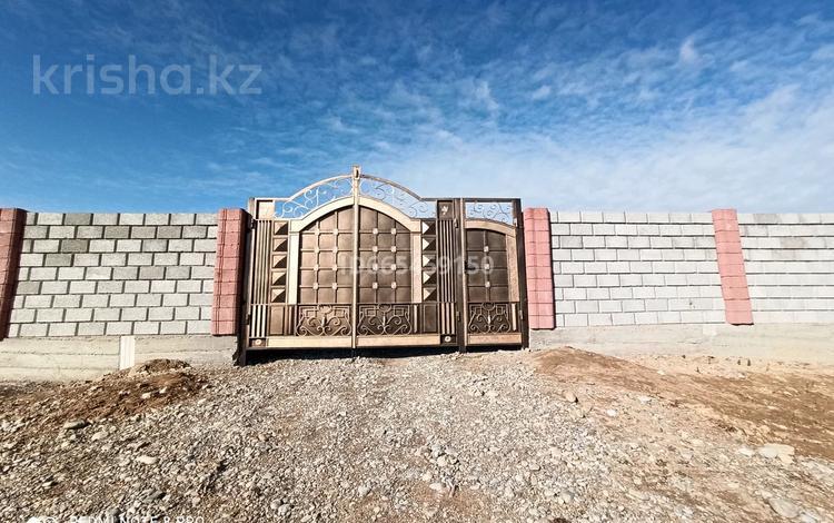 7-комнатный дом, 182 м², 8 сот., мкр Сауле — Ақ дала көшесі за 35 млн 〒 в Шымкенте, Аль-Фарабийский р-н