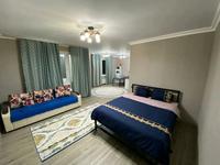 1-комнатная квартира, 45 м², 6/13 этаж посуточно, Макатаева 131 — Шагабудинова за 10 500 〒 в Алматы, Алмалинский р-н