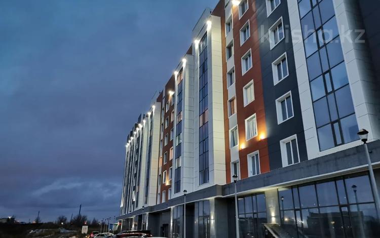 2-комнатная квартира, 55 м², 6/7 этаж, Байтурсынова 53 за ~ 17.6 млн 〒 в Нур-Султане (Астана), Алматы р-н