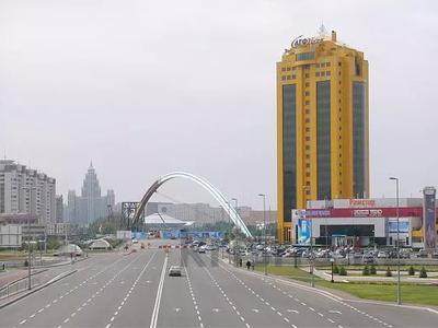 2-комнатная квартира, 70 м² помесячно, Микрорайон Самал 2 за 100 000 〒 в Нур-Султане (Астана), Алматинский р-н