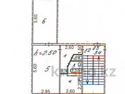 2-комнатная квартира, 43.9 м², 5/5 этаж, 30 лет Победы 13 за ~ 3.6 млн 〒 в Жезказгане — фото 15