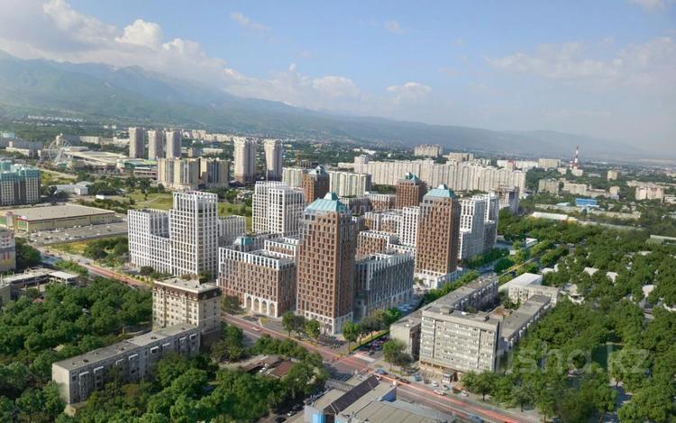 3-комнатная квартира, 107.83 м², 11/17 этаж, Розыбакиева за ~ 53.5 млн 〒 в Алматы, Бостандыкский р-н
