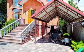 9-комнатный дом помесячно, 400 м², 10 сот., Аскарова Асанбая 33 за 800 000 〒 в Алматы, Наурызбайский р-н