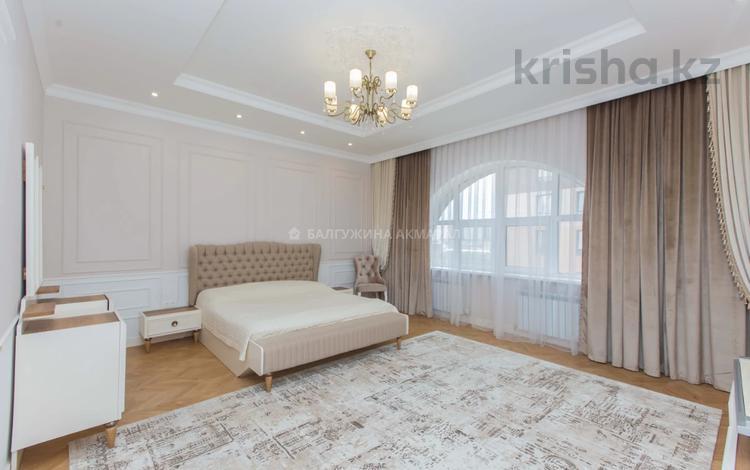 4-комнатная квартира, 200 м², 2/9 этаж, Умай Ана 14/2 за 125 млн 〒 в Нур-Султане (Астана), Есиль р-н